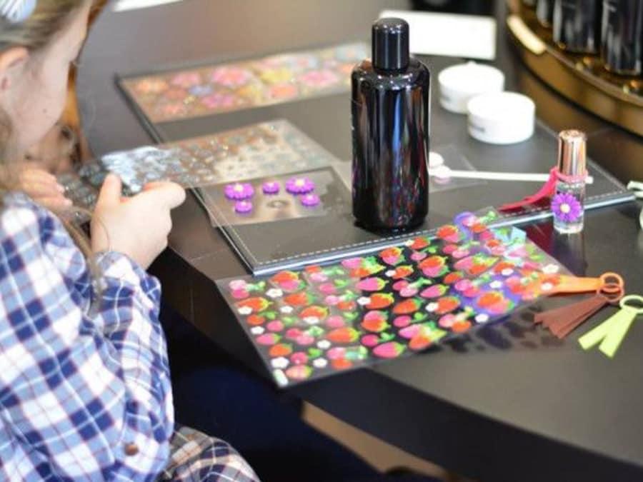 Atelier création de Parfum 4-10 ans à Grasse (06)