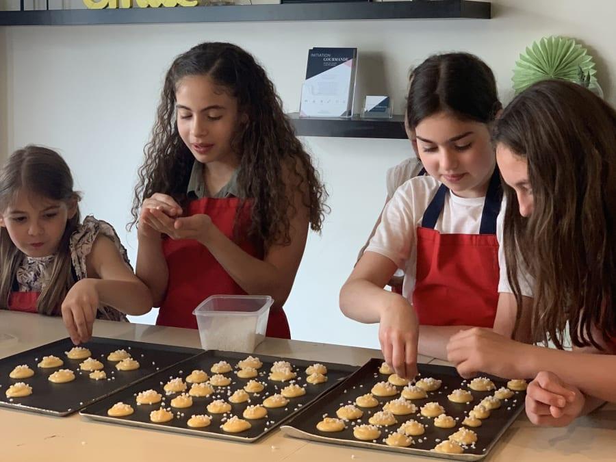 Anniversaire Atelier Pâtisseries 6-15 ans à Neuilly (92)