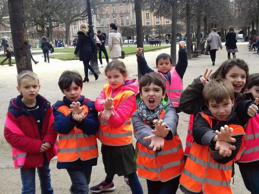 Anniversaire Jeu de piste dans le Marais à Paris 4ème