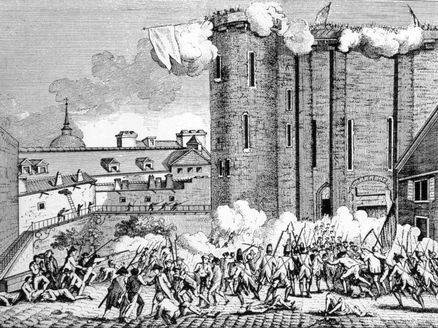Anniversaire Révolution française 9-14 ans à Paris 6ème