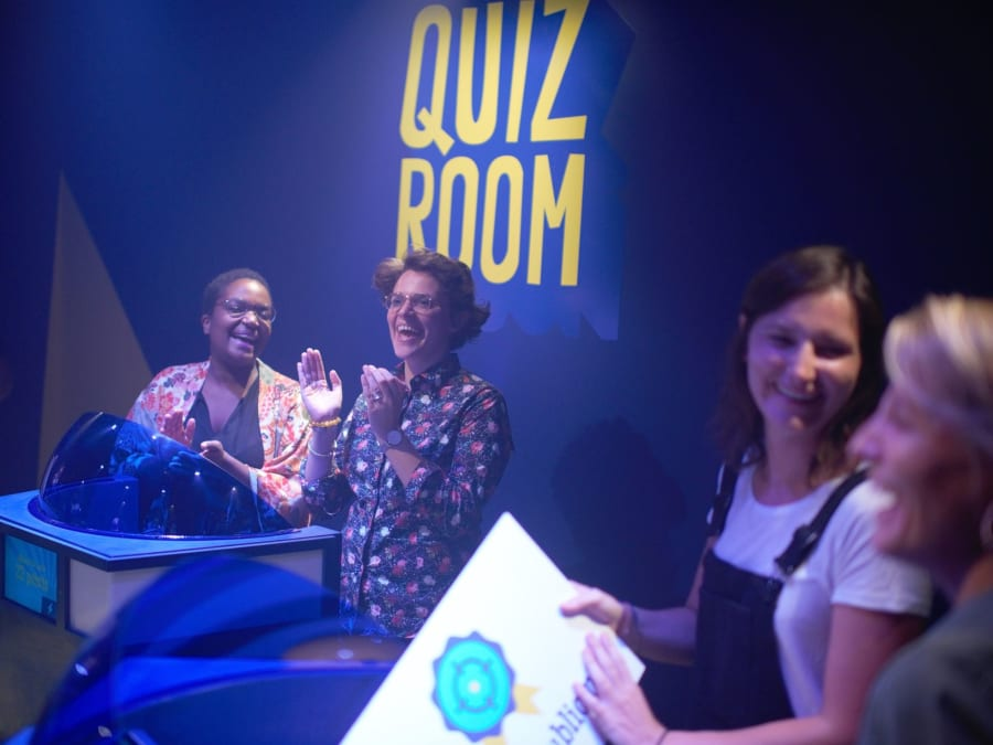 Team Building Quiz Room à Paris 6ème