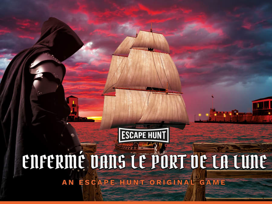 "Escape Game ""Enfermés dans le Port de la Lune"" à Bordeaux (33)"