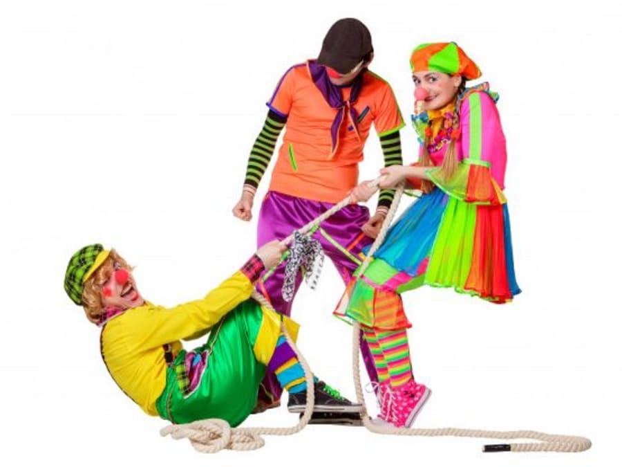 Anniversaire Clown Party 7-12 ans à domicile