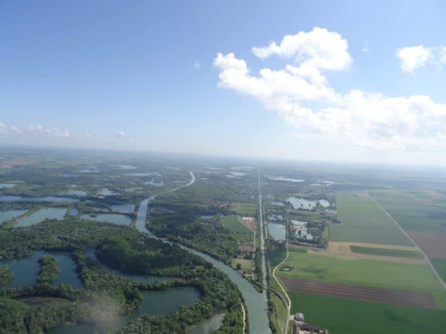 Baptême de l'air ULM Multi-axes près de Meaux  (77)