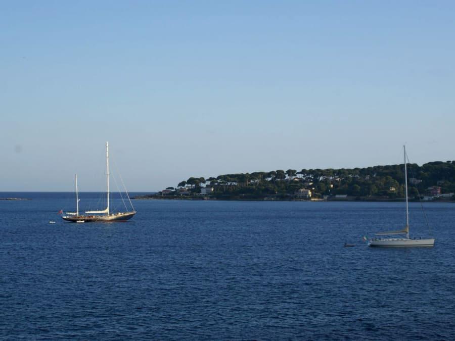 Kayak de mer au Cap d'Antibes (06)