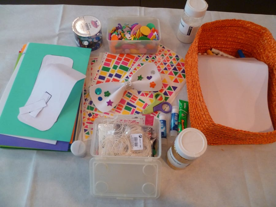 Anniversaire Ateliers Créatifs à domicile