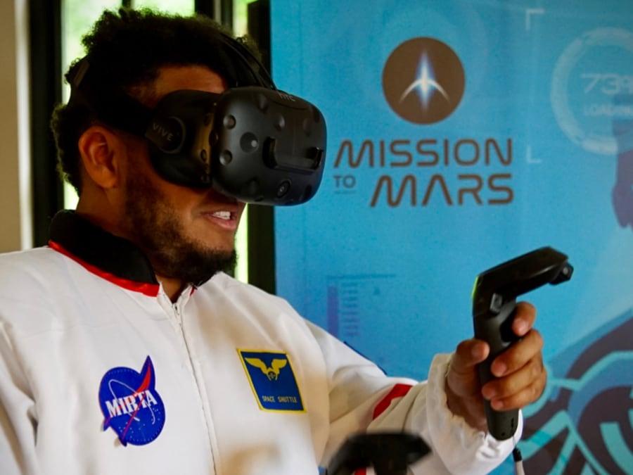 Team Building Mission pour Mars
