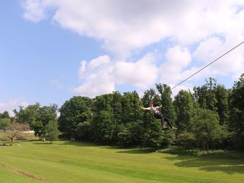 Parc Aventure de la Vallée de Fontdouce