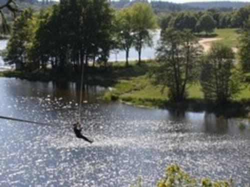 Arbre & Aventure lac de Saint-Pardoux