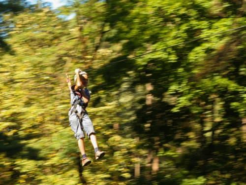 Adventure Camp Vals Les Bains