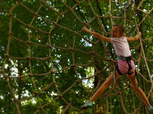 Acrogivry «l'Aventure en forêt»