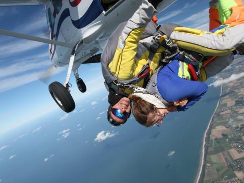 Abeille Parachutisme Baie du Mont Saint-Michel