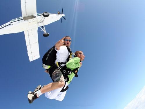 Skydive Center à Gap dans les Alpes de Haute Provence