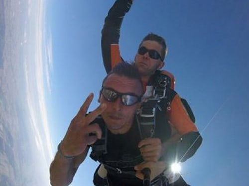 Air parachutisme - Somme