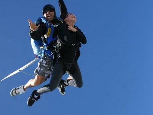 Air parachutisme - Seine et Marne
