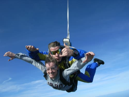 GEGE Skydive Peronne
