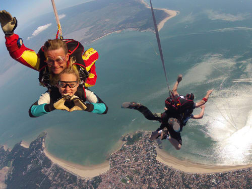 Europhenix 17 Royan Parachutisme