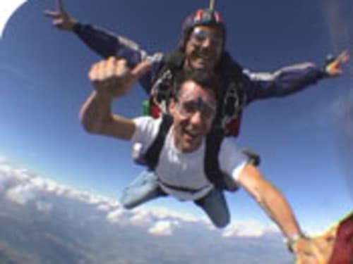 Tallard école de parachutisme