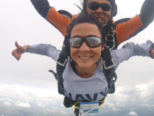 Air parachutisme - Val de Marne