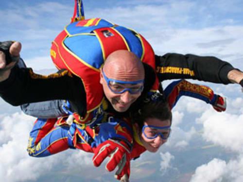Air parachutisme - Val d'Oise
