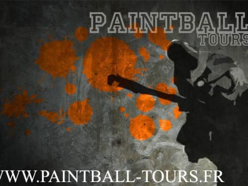 Paintball Biky Concept