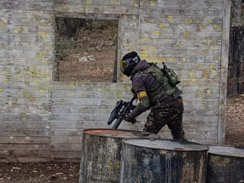 Azur Paintball Saint-Vallier-de-Thiey