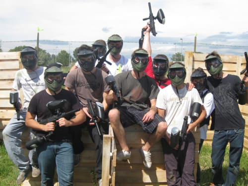 Paintball Planète Montpellier