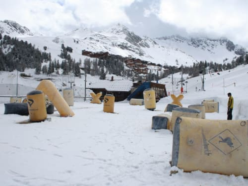 Paintball Park La Plagne