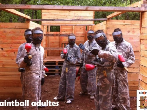 Aéropaint Paintball Millau