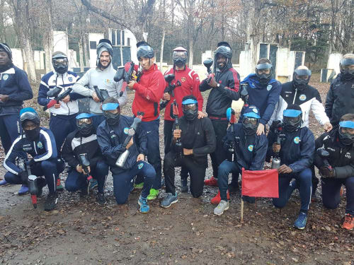 Eden Paintball Dirac