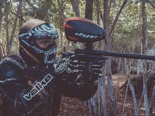 Banzai Paintball Saint-Laurent-de-Gosse