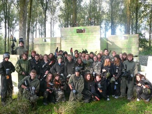 Paintball des 7 vallees