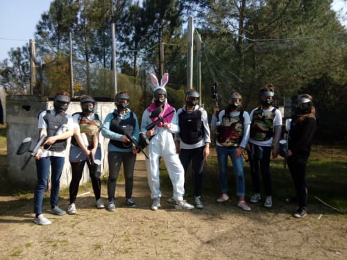 Parcours Aventure 49 Paintball