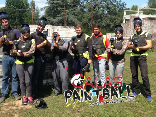 Calas Paintball Roanne