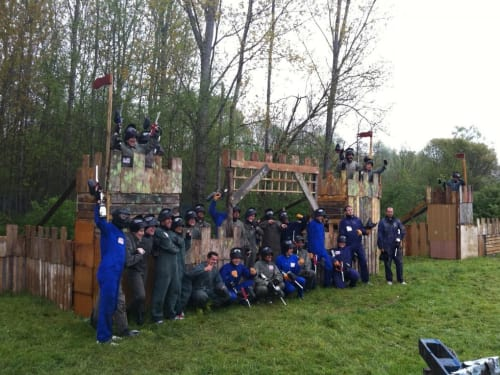 Planet Paintball Dordogne