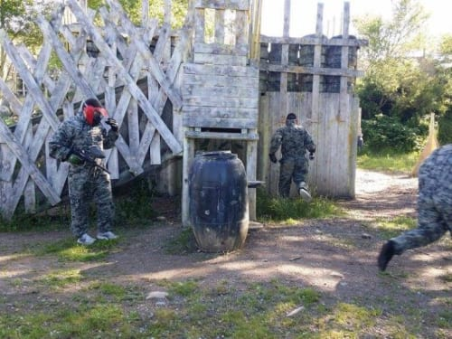 Berserkers Paintball Lyon