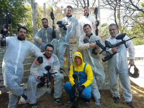 Paintball Tépacap