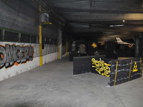 Paintball Tagball