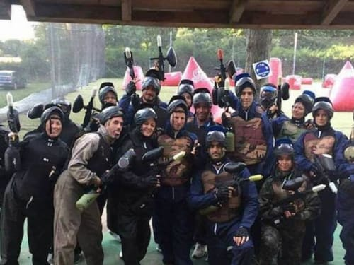 Paintball Angers