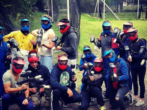 BattlePark – Paintball