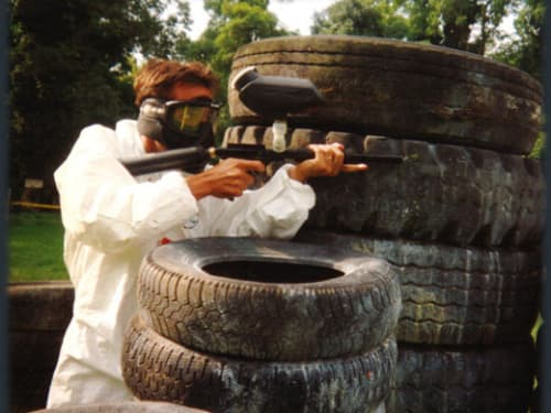 PAINTBALL 2000