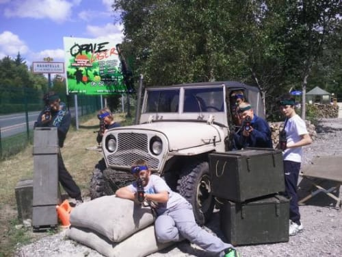 Opale Laser Game Outdoor