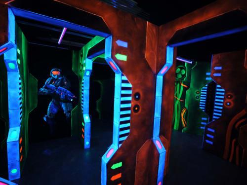 Laser Games-Megazone
