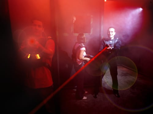 Châlons Laser Game Châlons-en-Champagne