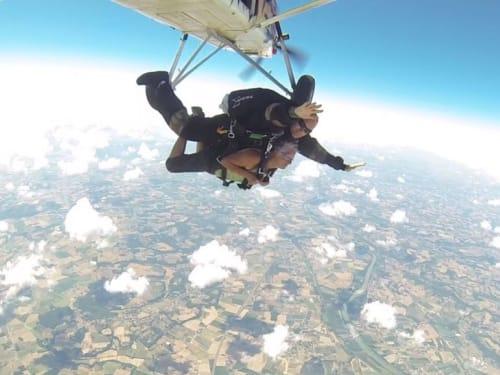 Saut en parachute à Castelsarrasin : Parachutisme Occitan
