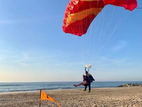 XLR Parachutisme SOULAC