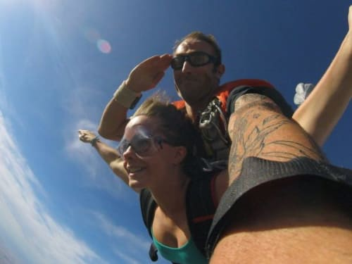 Air Parachutisme - Pithiviers-le-Vieil
