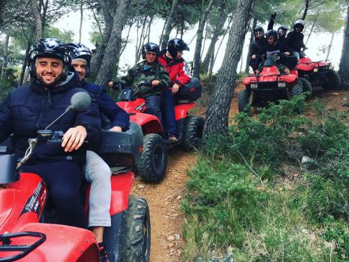 Randonnée en quad dans les Pyrénées: Pyrénées Roussillon Aventures
