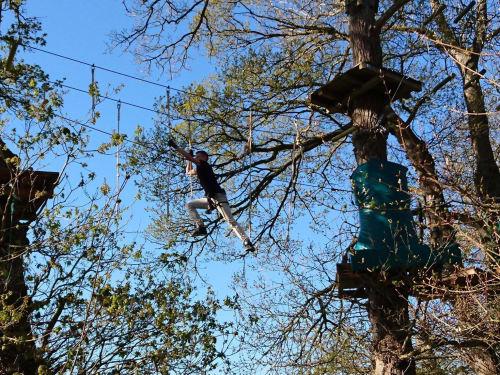 Parc Aventure Indian Forest Morieux