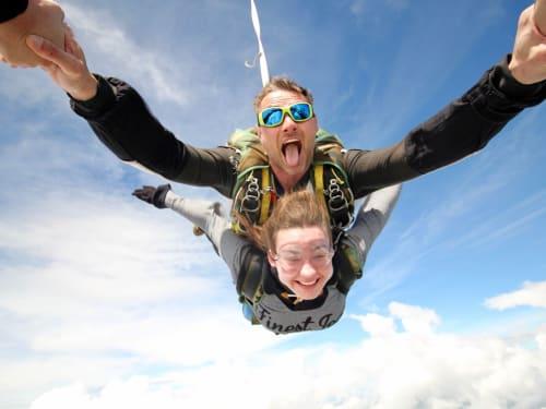 Saut en parachute à Colmar: Alsace Parachutisme